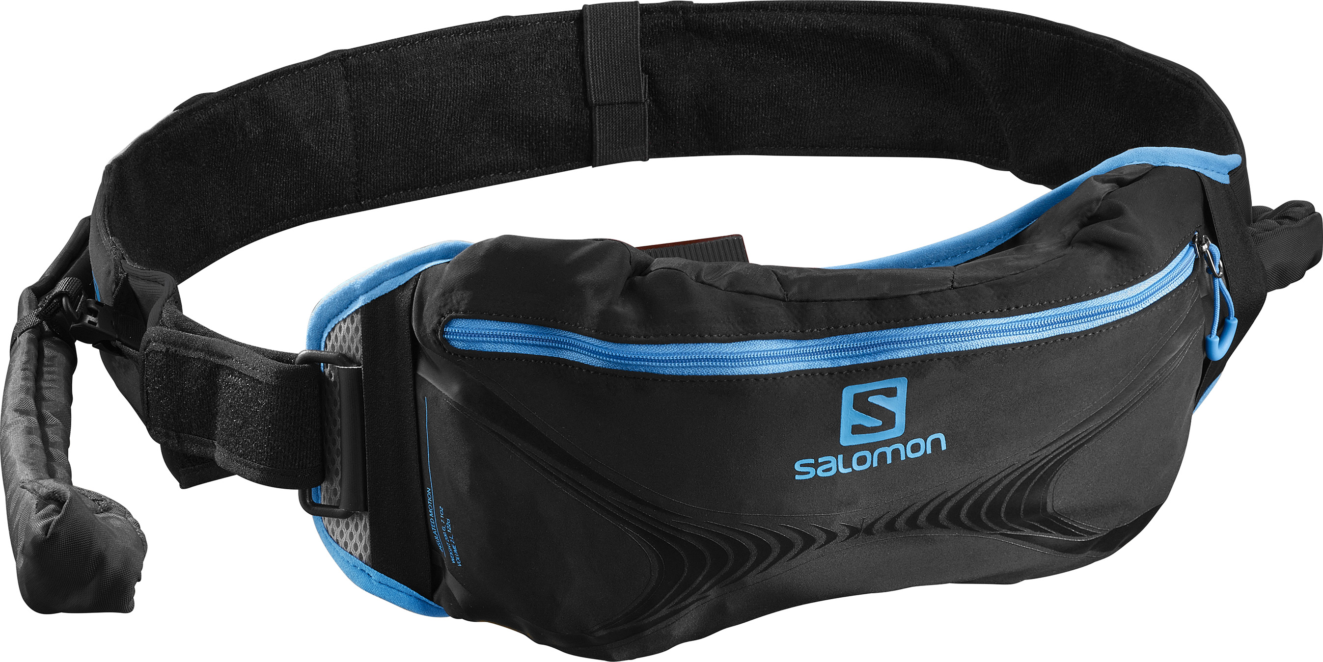 SALOMON S/RACE INSULATED BELT SET Blk/Cyan