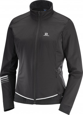 SALOMON LIGHTSHELL JKT W Black