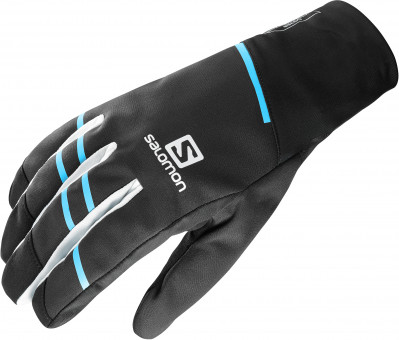SALOMON RS PRO WS GLOVE Black/White