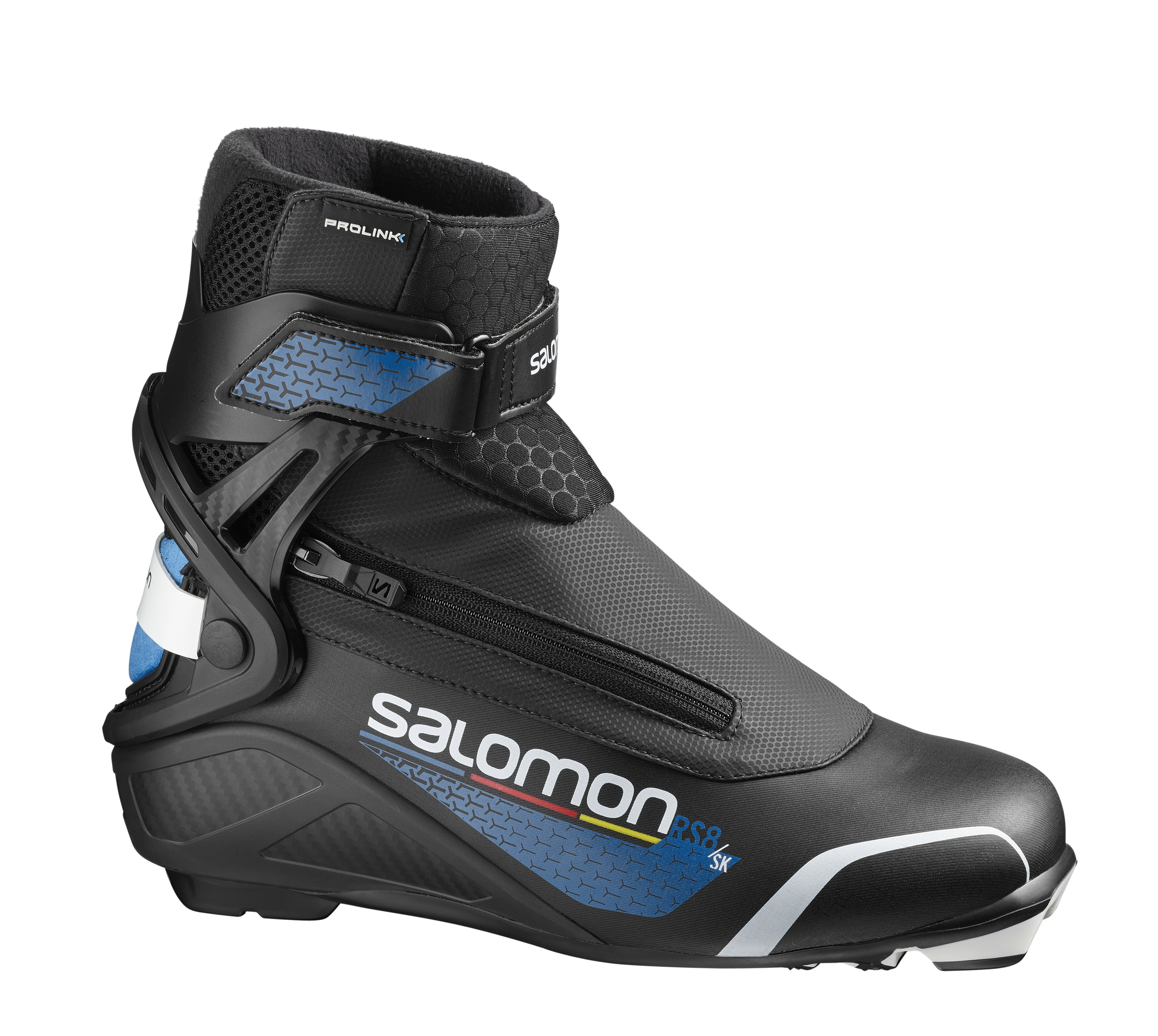 detail SALOMON RS 8 SKATE PROLINK 18/19