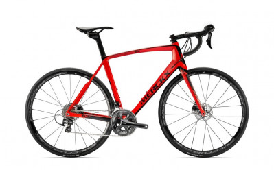 EDDY MERCKX MOURENX69 105 DISC RED