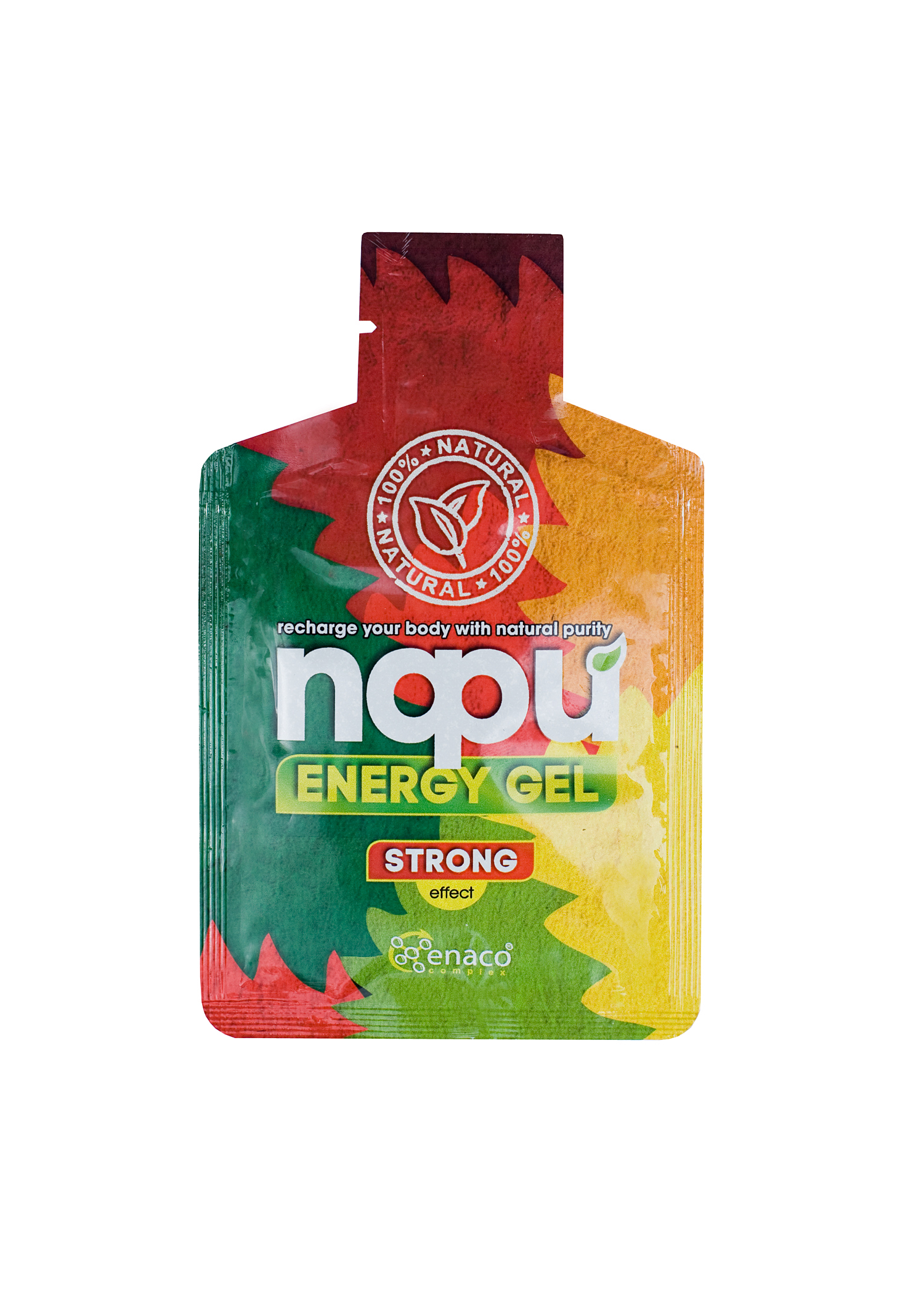 SUNFOOD NAPU ENERGY GEL 40g