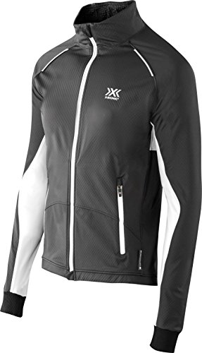 X-BIONIC CROSS COUNTRY LADY SPHEREWIND LIGHT Black/White O100386-B119