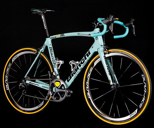 BIANCHI OLTRE XR2 DURA ACE 2016