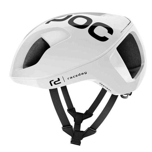 detail POC VENTRAL SPIN RACEDAY Hydrogen White