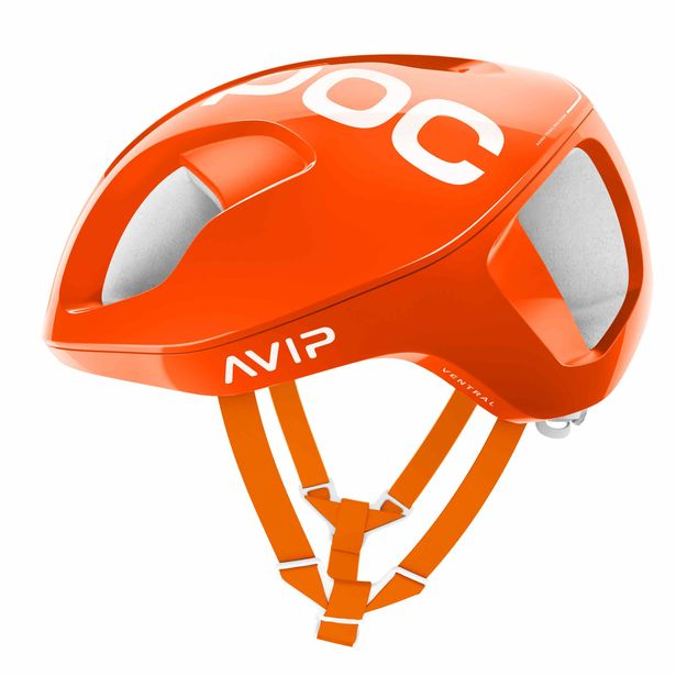 POC VENTRAL SPIN Zink Orange