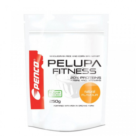 detail PENCO PELUPA FITNESS NATURAL 250g