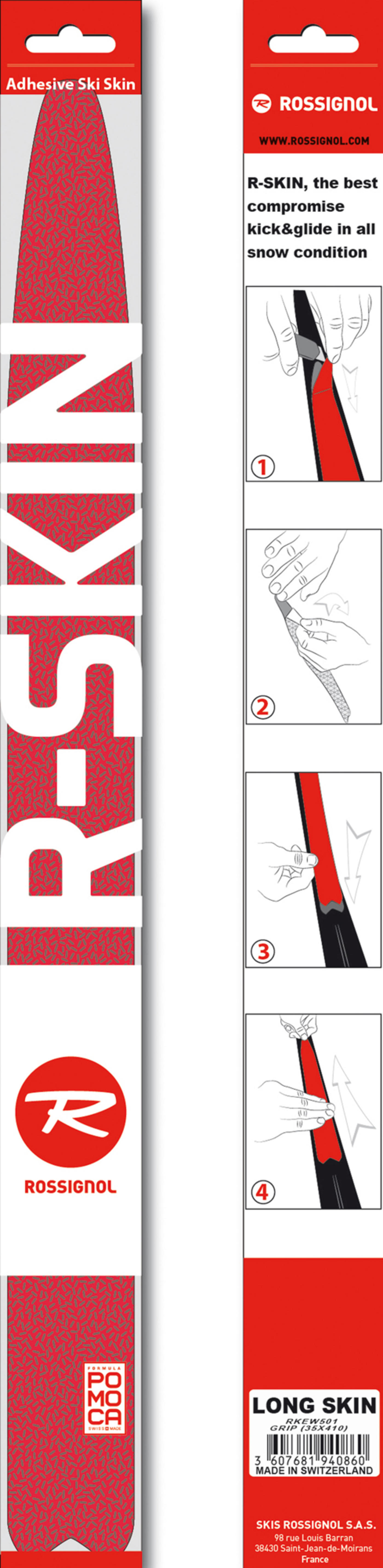 ROSSIGNOL L2 LONG SKIN GRIP