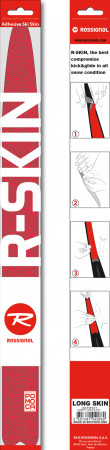 detail ROSSIGNOL L2 LONG SKIN GRIP