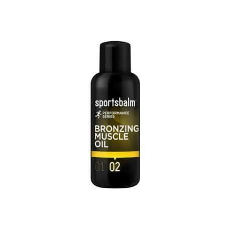 SPORTSBALM BRONZING MUSCLE Oil 02 200ml