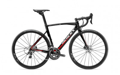 EDDY MERCKX SAN REMO76 DISC ULTEGRA BLACK/RED