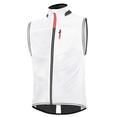 RH+ Acquaria Pocket Vest white SSCU024-000
