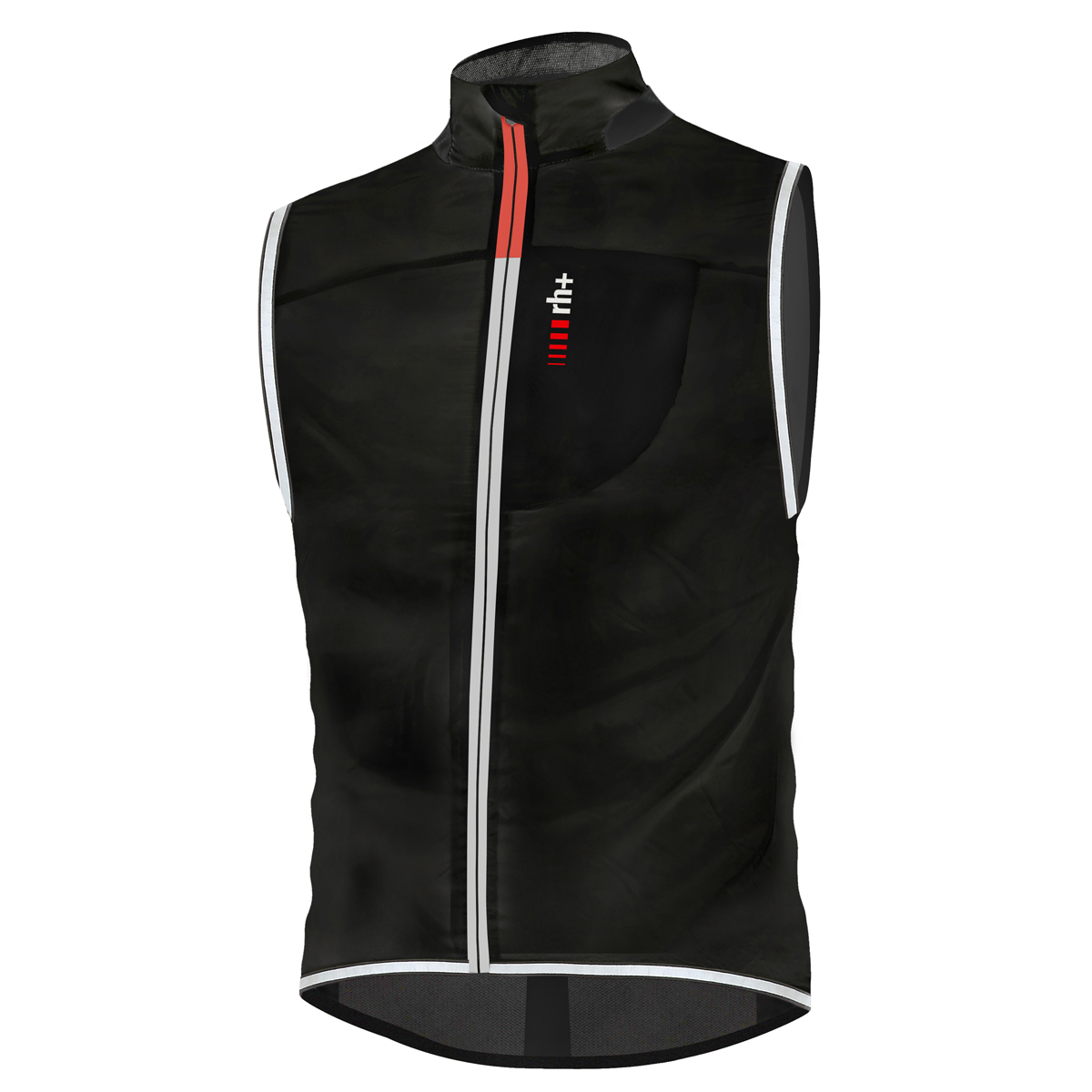 RH+ Acquaria Pocket Vest black SSCU024-900