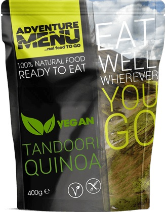 ADVENTURE MENU – TANDOORI QUINOA (VEGAN) 400g