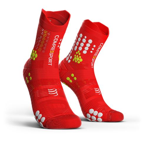 COMPRESSPORT TRAIL HI V3.0 – Red