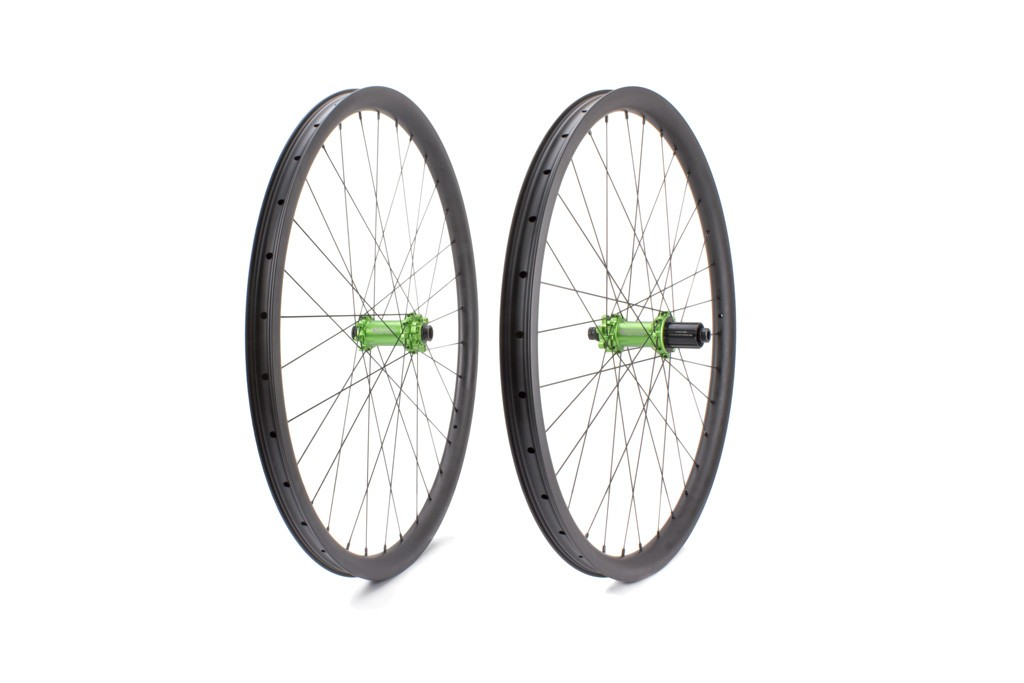 náhled CARBON-TI X-WHEEL MOUNTAIN CARBON SP 29 set