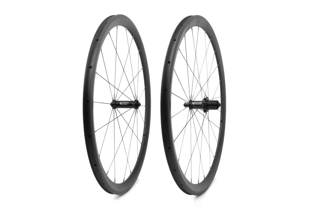 náhled CARBON TI X-Wheel SpeedCarbon 38 Clincher