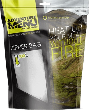 ADVENTURE MENU – ZIPPER BAG