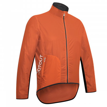 detail DOTOUT TEMPO JACKET Orange A15M060-200