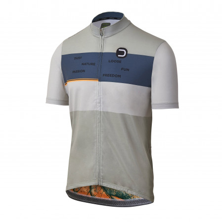 detail DOTOUT CRUISER JERSEY Light Grey A19M111-820