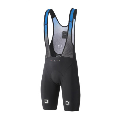 DOTOUT VERTICAL BIB SHORT Black A19M250-900