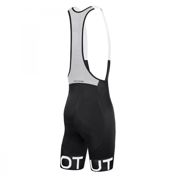 DOTOUT TEAM BIBSHORT Black/Black