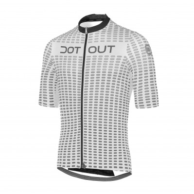 DOTOUT FLASH JERSEY White/Dark Grey A20M101-040