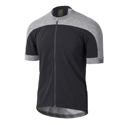 DOTOUT FREEMONT JERSEY Black/Melange Light Grey A20M170-940