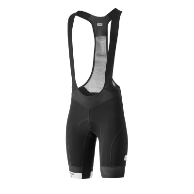 DOTOUT ICON BIB SHORT Black/White A20M280-910