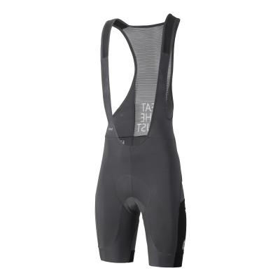 DOTOUT SHADOW BIB SHORT Anthracite A20M330-860