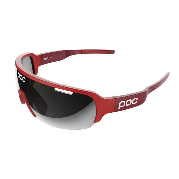 POC DO HALF BLADE BOHRIUM RED