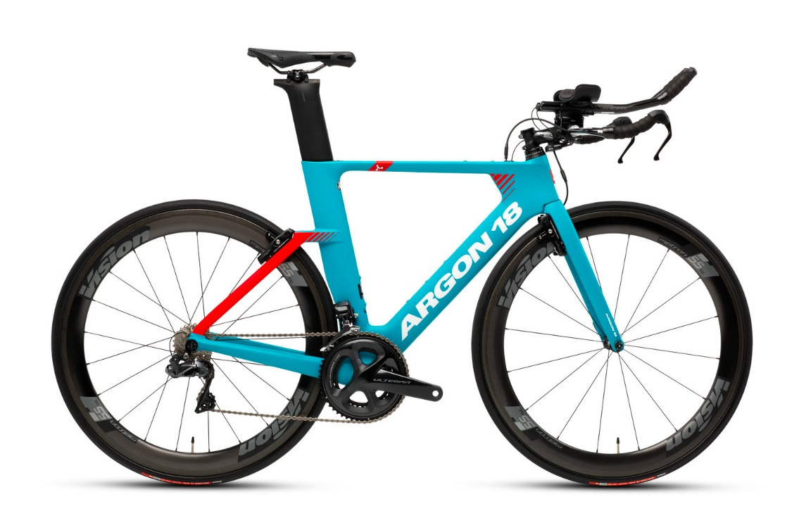 detail ARGON 18 E117 TRI ULTEGRA mix 2019