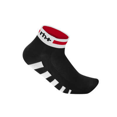 RH+ Ergo Sock black-white-red ECX9569-903