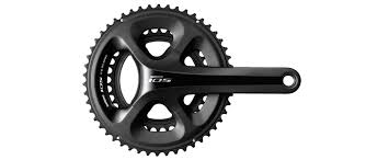 SHIMANO 105 FC-5800 Black 172,5mm