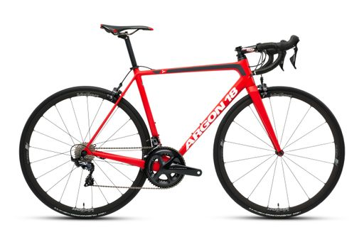 detail ARGON 18 GALLIUM CS SHIMANO 105 2019 Red