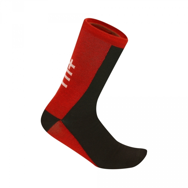 RH+ VERTEX 20 SOCK – black/red/white ICX9100-931