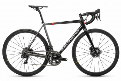 ARGON 18 GALLIUM PRO DISC 15th EDITION DURA ACE Di2 2020 Black