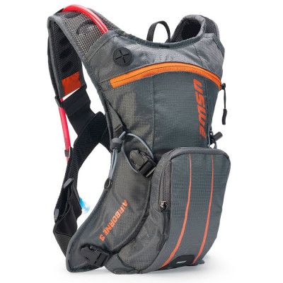 USWE AIRBORNE 3 Grey/Orange