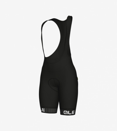 detail ALÉ SOLID TRIGUARDO LADY BIBSHORTS Black