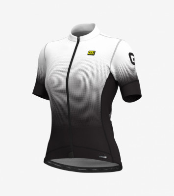 ALÉ PRS DOTS LADY JERSEY Black/White