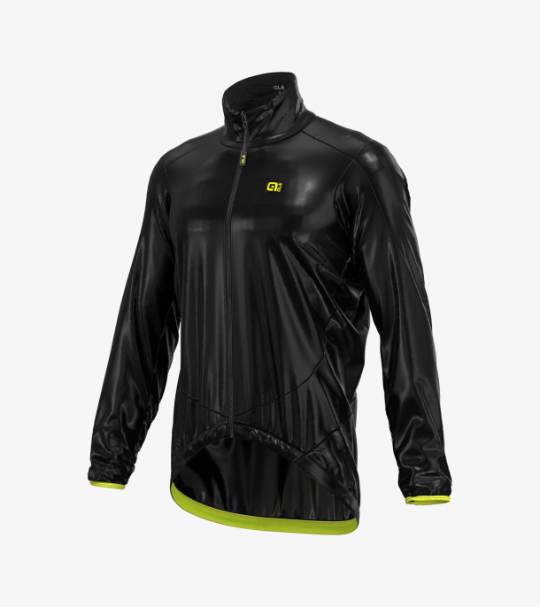 ALÉ GUSCIO LIGHT PACK JACKET Black