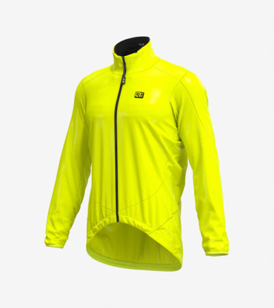 detail ALÉ GUSCIO LIGHT PACK JACKET Fluo Yellow