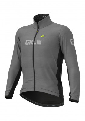 ALÉ GUSCIO BLACK REFLECTIVE JACKET Black