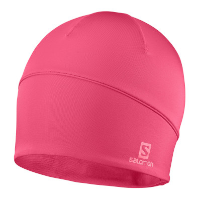 SALOMON ACTIVE BEANIE Teaberry