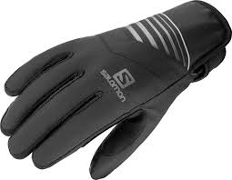 SALOMON RS WARM GLOVE U Black/Black