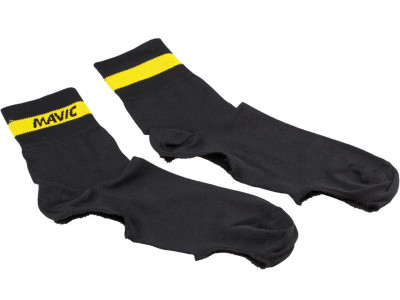 MAVIC KNIT SHOE COVER Black