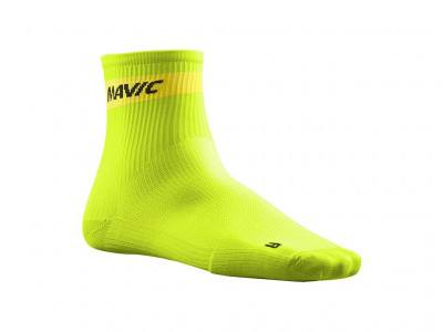 MAVIC MID SOCKS Safety Yellow