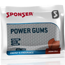 SPONSER POWER GUM 75g Cola
